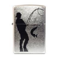 Зажигалка Zippo -  Fisherman (207.875)