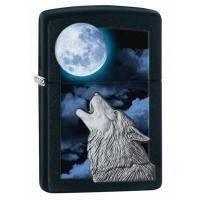 Зажигалка Zippo - Howling Wolf (28879)