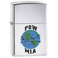 Зажигалка Zippo - POW/MIA (788)