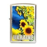 Зажигалка Zippo - Ukraine Sunflower Field (205 USF)