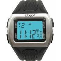Zippo - Часы электронные Sport Черный (45017)