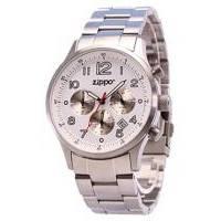 Zippo - Часы Sport Серебристый (45000)