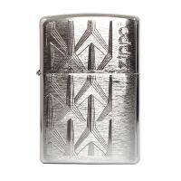 Zippo - Зажигалка Patterns 2 brushed chrome (200.862)