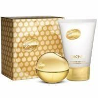 Donna Karan DKNY Golden Delicious -  Набор (парфюмированная вода 30 + лосьон-молочко для тела 100)