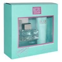 Antonio Banderas Blue Seduction for Women -  Набор (туалетная вода 100 + косметичка)