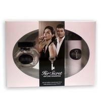 Antonio Banderas Her Secret -  Набор (туалетная вода 50 + дезодорант 150)