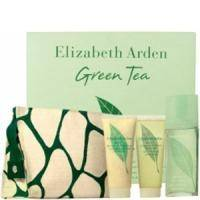 Elizabeth Arden Green Tea -  Набор (парфюмированная вода 100 + гель для душа 200 в косметичке)