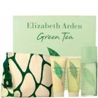 Elizabeth Arden Green Tea -  Набор (парфюмированная вода 100 + гель для душа 200 в косметичке)