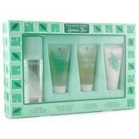 Elizabeth Arden Green Tea -  Набор (парфюмированная вода 50 + лосьон-молочко для тела 50 + гель для душа 50 + шампунь 50 + кондиционер 50)