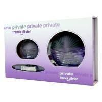 Franck Olivier Private -  Набор (парфюмированная вода 25 + mini 7.5 + браслет)