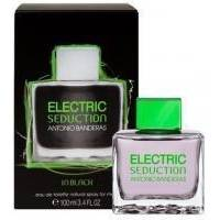 Antonio Banderas Electric Black Seduction Mane - дезодорант - 150 ml