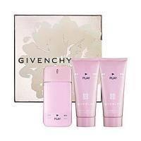 Givenchy Play for Her -  Набор (парфюмированная вода 50 + лосьон-молочко для тела 100 + гель для душа 100)