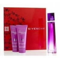 Givenchy Very Irresistible Sensual -  Набор (парфюмированная вода 75 + лосьон-молочко для тела 75 + гель для душа 75)