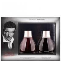 Antonio Banderas Spirit Men -  Набор (туалетная вода 100 + лосьон после бритья 100)