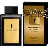 Antonio Banderas The Golden Secret - туалетная вода - 80 ml