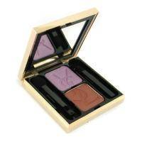 Тени для век Yves Saint Laurent -  Ombres Duolumieres №29 Purple Amethyst/ Tawny Brown