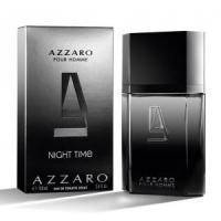 Azzaro Pour Homme Night Time  - туалетная вода - 100 ml TESTER