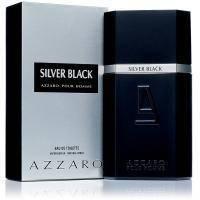 Azzaro Silver Black - туалетная вода - 50 ml