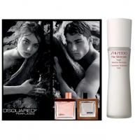 She Wood - лосьон-молочко для тела - 200 ml + Shiseido - Эмульсия увлажняющая, ночная, для нормальной и жирной кожи - 15 ml
