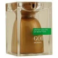 Benetton Gold For Women - туалетная вода - 75 ml
