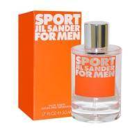 Jil Sander Sport For Men - туалетная вода - 50 ml