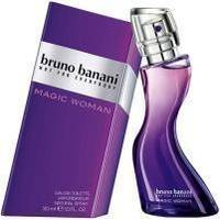 Bruno Banani Magic Woman - туалетная вода - 50 ml