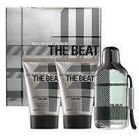 Burberry The Beat for Men -  Набор (туалетная вода 100 + гель для душа 100 + бальзам после бритья 100)