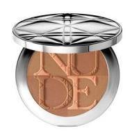 Пудра компактная Christian Dior - Diorskin Nude Tan Healthy Glow Enhancing Powder№004 Sunset