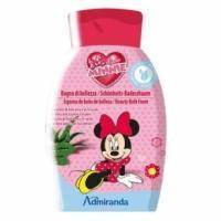 Admiranda Minnie -  Пена для ванны с экстрактом алоэ вера и зеленого чая - 300 ml (арт. AM 71051)