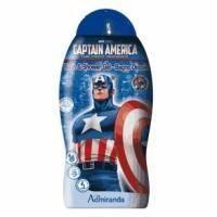 Admiranda Captain America -  Гель-пена для душа -  300 ml (арт. AM 73670)