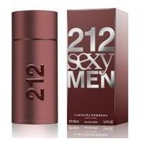 Carolina Herrera 212 Sexy Men - туалетная вода -  пробник (виалка) 1.5 ml