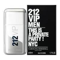 Carolina Herrera 212 VIP Men TESTER- туалетная вода - 100 ml