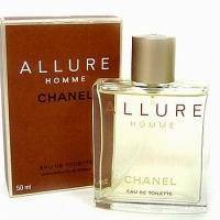 Chanel Allure Homme - туалетная вода - 50 ml