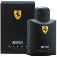 Ferrari Black Man - туалетная вода -  mini 4 ml