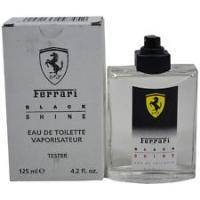 Ferrari Black Shine Man - туалетная вода - 125 ml TESTER