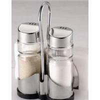 Maestro - Набор для соли, перца, под салфетки Rainbow - 3 предмета (арт. МР1610В)