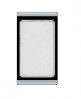 Тени перламутровые для век Artdeco - Glamour Eye Shadow №314 Glam White Grey