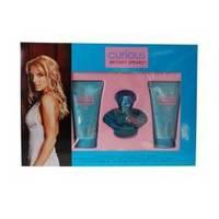 Curious Britney Spears - Набор ( парфюмированая вода 100 + лосьон-молочко для тела 200 + гель для душа 200)