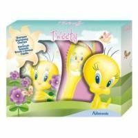 Admiranda Tweety - Набор подарочный (Шампунь для волос Tweety 250 ml + Расческа для волос Tweety) (арт. AM 78015 )