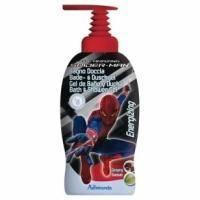 Admiranda Spider-Man - Гель-пена для душа с экстрактом женьшеня и маслом ореха баобаба - 1000 ml - (арт. AM 73622)