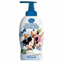 Admiranda Mickey Mouse - Гель-пена для душа с экстрактом масла оливы и алоэ вера - 1000 ml (арт. AM 71064)