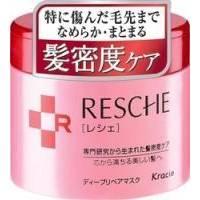 Kanebo Маска для поврежденных волос после окрашивания и химической завивки глубоковосстанавливающая - Resche - 250 g (KN 61613)