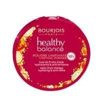 Пудра для лица компактная матирующая с витаминным комплексом Bourjois - Healthy Balance №52 Ваниль - 9 g