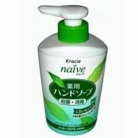 Kanebo Мыло для рук жидкое с экстрактом чайного листа - Naive - 250 ml (KN 17752)