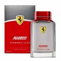 Ferrari Scuderia Club - туалетная вода - 125 ml