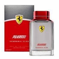 Ferrari Scuderia Club - туалетная вода - 40 ml