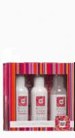 Mades Cosmetics - Modern Serenity восхитительные цветы - Набор (гель для душа 30 ml + лосьон для тела 30 ml + крем для рук 30 ml)