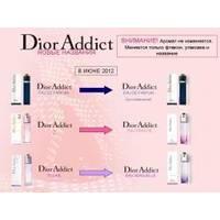 Christian Dior Addict Eau Fraiche 2012 - туалетная вода - 100 ml TESTER