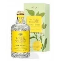 Acqua Colonia 4711 Lemon and Ginger (лимон и имбирь) - одеколон - 170 ml