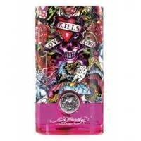 Christian Audigier Ed Hardy Hearts and Daggers for Her - парфюмированная вода - 30 ml